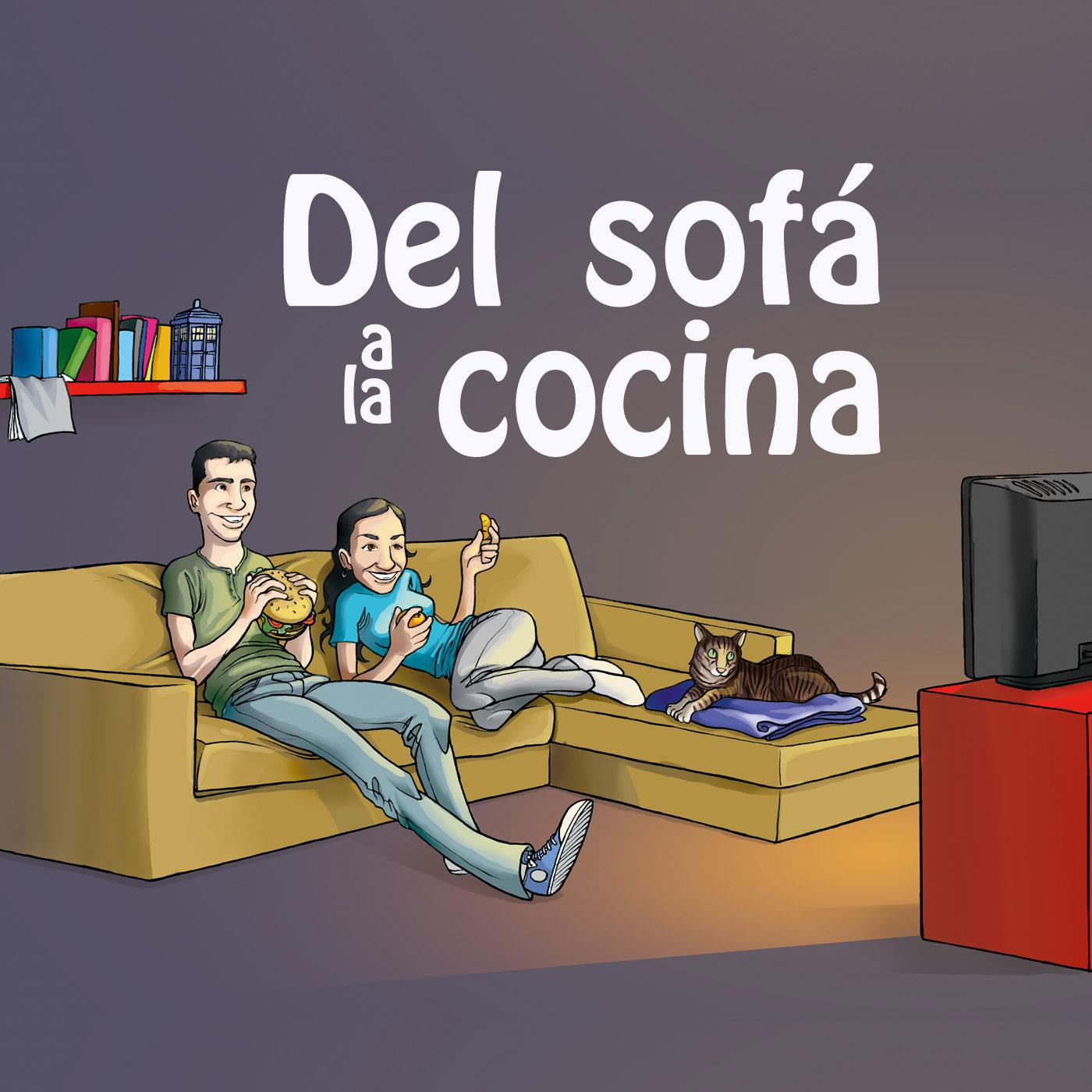 Logo de Del Sofá a la Cocina